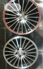 Super Quality Stainless Alloy Wheels, It Makes Your Car New Again. | Vehicle Parts & Accessories for sale in Lagos State, Ojo