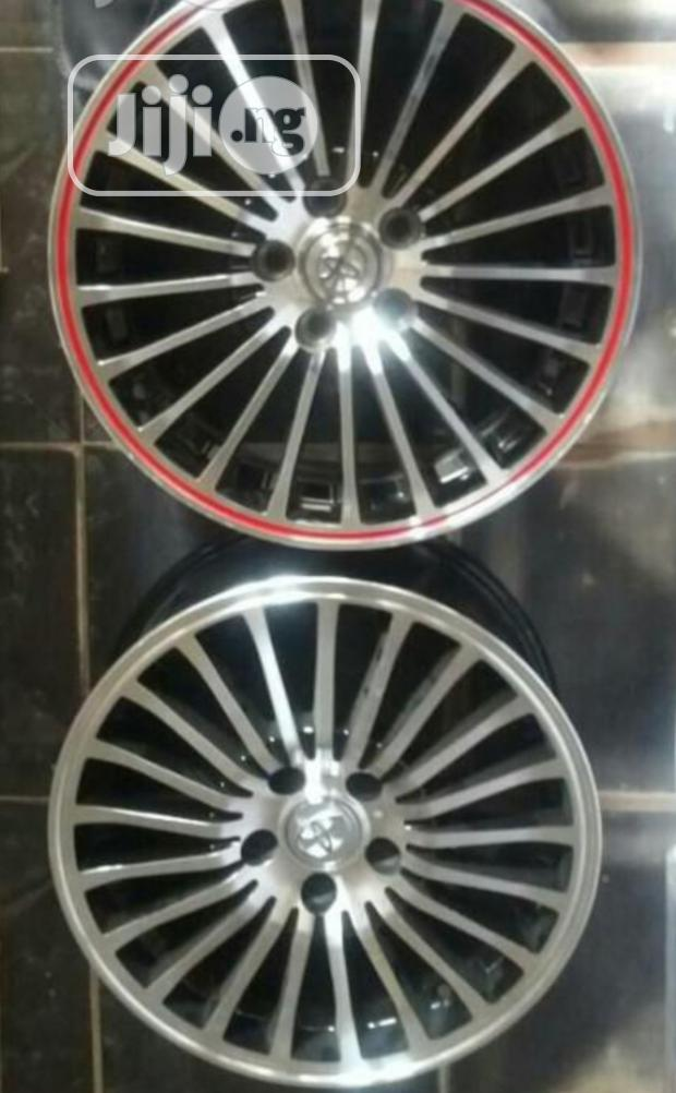 Super Quality Stainless Alloy Wheels, It Makes Your Car New Again.