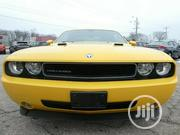 Dodge Challenger 2010 R/T Yellow   Cars for sale in Abuja (FCT) State, Wuye