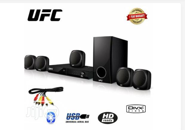 Archive: UFC Bluetooth Powerful Home Theater