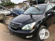 Lexus RX 350 XE 4x4 2007 Black | Cars for sale in Lagos State, Ikeja