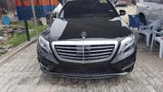 Mercedes-Benz S Class 2016 4dr Sedan Black | Cars for sale in Lagos State, Lekki Phase 2