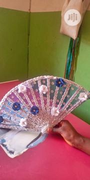 Bride's Hand Fan   Party, Catering & Event Services for sale in Oyo State, Ibadan