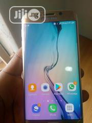 Samsung Galaxy S6 edge 64 GB Gold | Mobile Phones for sale in Abuja (FCT) State, Garki 1