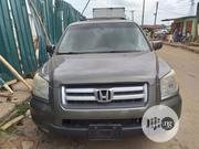 Honda Pilot 2006 EX 4x2 (3.5L 6cyl 5A) Gray | Cars for sale in Lagos State, Ifako-Ijaiye