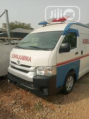 Toyota HiAce 2014 White | Buses & Microbuses for sale in Abuja (FCT) State, Garki 1