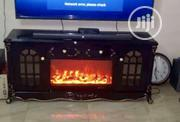 Fire Place Tv Stand | Furniture for sale in Lagos State, Lekki Phase 1
