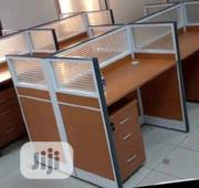 4-Seater Office Workstation Table | Furniture for sale in Lagos State, Lekki Phase 2