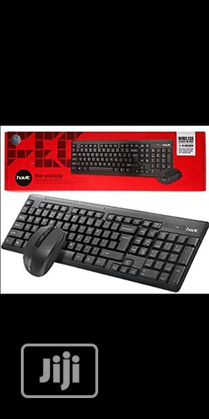 Havic Wireless Keyboard And Mouse