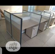 This Is Brand New Quality Four Seaters Workstation It Is Very Strong | Furniture for sale in Lagos State, Ikeja