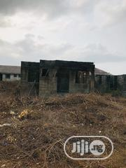 A Plot Of Land With Uncompleted Building | Land & Plots For Sale for sale in Ogun State, Ijebu Ode