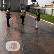 Royal Concrete Stamped Floor | Cleaning Services for sale in Lagos State, Ikoyi