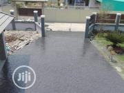 Design Concrete Stamped Floor & Polishing | Cleaning Services for sale in Lagos State, Ipaja