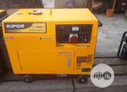 Kipor DIESEL Soundproof Generator | Electrical Equipment for sale in Lagos State, Lekki Phase 1