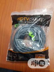 HDMI Cable 5M | Accessories & Supplies for Electronics for sale in Lagos State, Ikeja