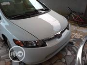 Honda Civic 2008 1.8 EX-L Automatic White | Cars for sale in Lagos State, Surulere