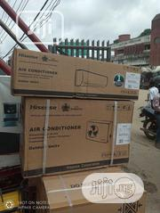 New Inverter Hisense AC 1.5hp Split Unit Low Voltage Full Copper 1yrs   Home Appliances for sale in Lagos State, Ojo