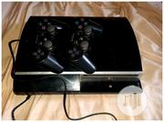 London Used Ps3 With 2 Pads for Sale | Video Game Consoles for sale in Lagos State, Orile