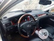 Lexus ES 300 2002 Silver | Cars for sale in Lagos State, Isolo
