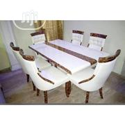 Set of Marble Dining Table With Six Chairs | Furniture for sale in Lagos State, Ikeja
