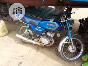 Jincheng JC 100 Y 2013 Blue | Motorcycles & Scooters for sale in Oyo State, Afijio