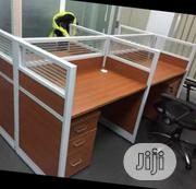 4-Seater Office Workstation Table | Furniture for sale in Lagos State, Ibeju