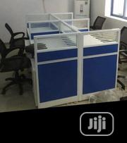 4-seater Office Workstation Table | Furniture for sale in Lagos State, Agboyi/Ketu