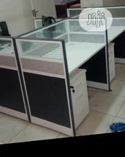 4-Seater Office Workstation Table | Furniture for sale in Lagos State, Ajah