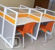 Durable 4-Seater Office Workstation Table | Furniture for sale in Lagos State, Alimosho