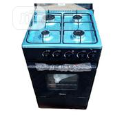 Midea 4 Burner Standing Gas Cooker   Kitchen Appliances for sale in Abuja (FCT) State, Wuse