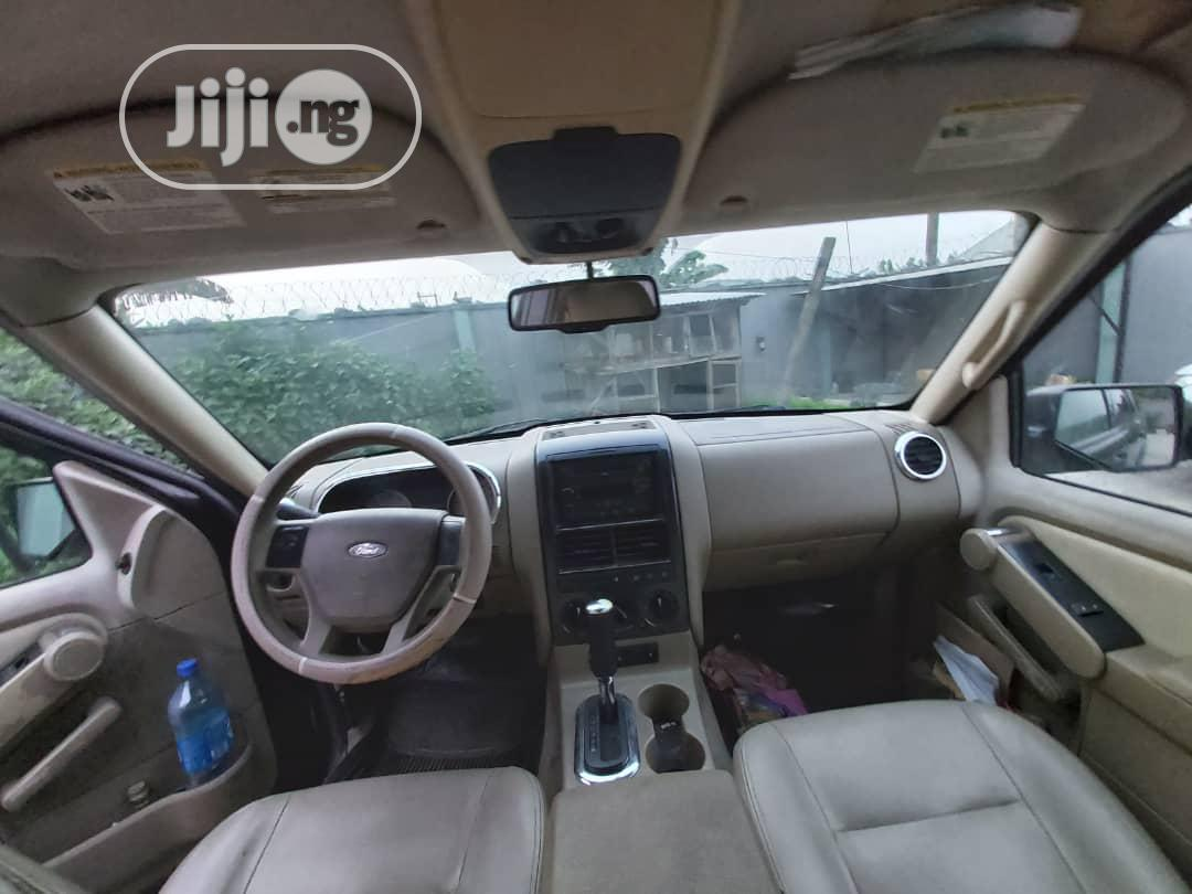 Ford Explorer 2008 Black | Cars for sale in Port-Harcourt, Rivers State, Nigeria