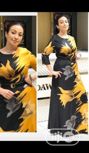 Smart Turkey Long Dress,40-50 | Clothing for sale in Lagos State, Isolo
