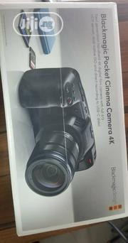 Blackmagic Design Pocket Cinema Camera 4K | Photo & Video Cameras for sale in Lagos State, Ojo