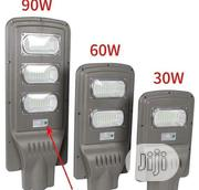 All In One Solar Street Light With Emotional Sensor And Remote Control | Solar Energy for sale in Lagos State, Ikeja