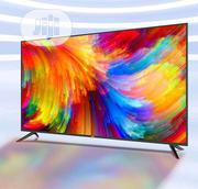 UKA 55 Smart LED UHD TV - Haier Manufacturer - Black | TV & DVD Equipment for sale in Abuja (FCT) State, Wuse