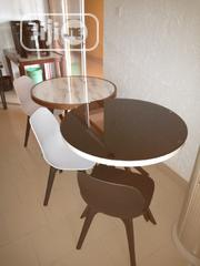 Round Medium Table & Chair | Furniture for sale in Lagos State, Ojo