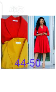 Ladies Collar Flay Dress | Clothing for sale in Lagos State, Ikeja