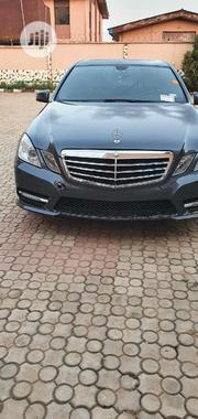 Mercedes-Benz E350 2013 Gray   Cars for sale in Lagos State, Alimosho