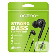 Oraimo Strong Bass Earpiece | Headphones for sale in Lagos State, Ikeja