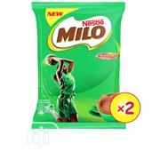 Nestle Milo Hot Chocolate Refill - 500g (X2) | Meals & Drinks for sale in Lagos State, Lagos Island