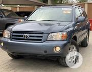 Toyota Highlander 2007 Sport Blue | Cars for sale in Lagos State, Ikeja