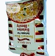Lal Qilla Basmati Rice 5kg- (Suitable For Diabetes & Obesity)   Meals & Drinks for sale in Lagos State, Magodo