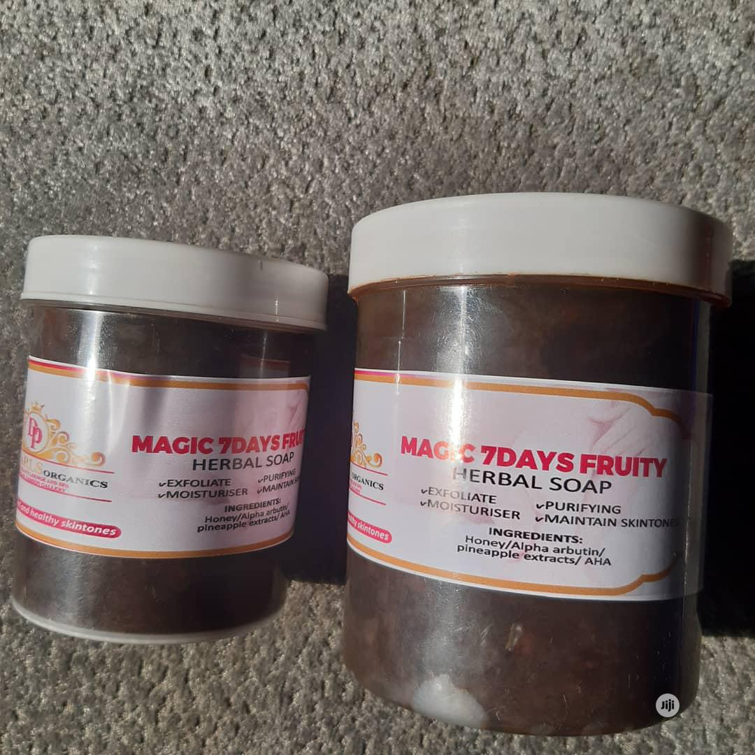 Fruity Herbal Soap 7days | Bath & Body for sale in Isolo, Lagos State, Nigeria