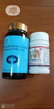 Get Clear Vision With Our Perfect Combo GI Vital+Vision Capsule | Vitamins & Supplements for sale in Lagos State, Oshodi-Isolo