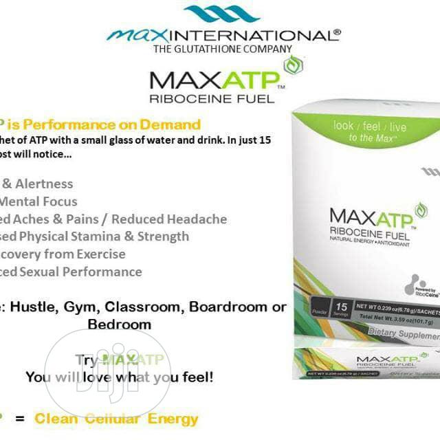 Archive: Cellgivitty Products of Max International, Improves Total Healing