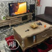 Solid Royal TV Stand And Center Table | Furniture for sale in Lagos State, Lagos Island