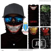 3D Facemask Design. Marvel Heroes Face Mask | Clothing Accessories for sale in Lagos State, Victoria Island