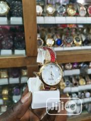 Guess Gold Strap Ladies Wristwatch   Watches for sale in Lagos State, Ikeja