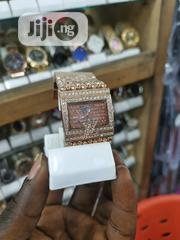 Longines Gold Crystal Ladies Wristwatch   Watches for sale in Lagos State, Ikeja