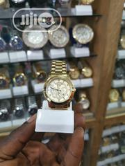 Michael Kors Gold Ladies Wristwatch | Watches for sale in Lagos State, Ikeja